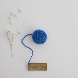 Boîte Surprise Boule Bleu Roi