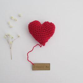 Boîte Surprise Coeur Rouge