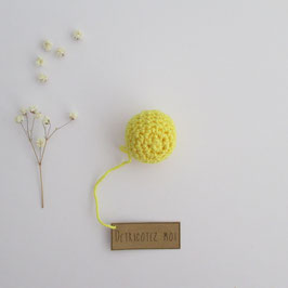 Boîte Surprise Boule Citron