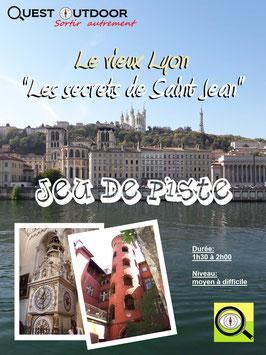 Les secrets de Saint Jean