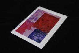 Karte Pink Variation Nr. 2