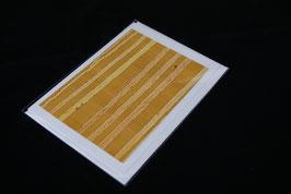 Karte yellow line nr. 4
