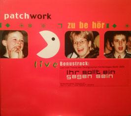 CD «Zu be hör»