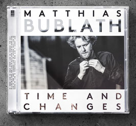 "CD ""Time and Changes"""