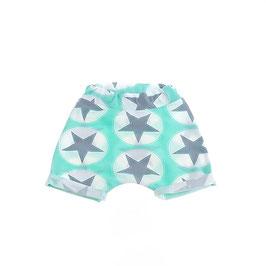 "Shorts ""Stars Sterne"" 2-6  M"