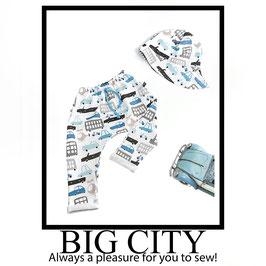 "Slim-Harem "" Big City""  ""Wähle deine Größe."""