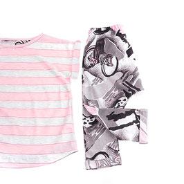 "Shirt mit Hose "" Eisalarm"" 12-18 M"