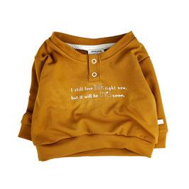 STATEMENT | Sweater | Cognac