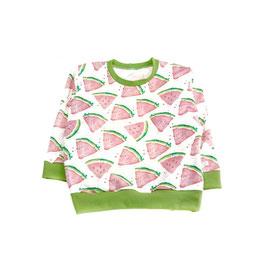 """Sweater Wassermelone """"Wähle deine Größe."""""""