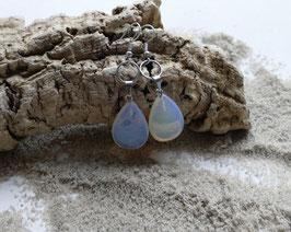 Ohrringe Opalit