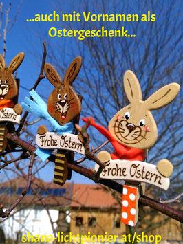 Osterhasen-Klupperl