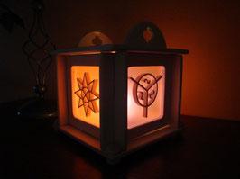 SHANA's Lichtkristall-Laterne