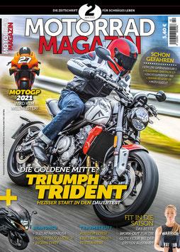 Motorradmagazin 2/21