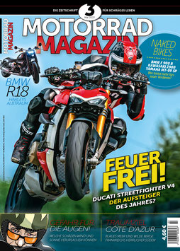 Motorradmagazin 3/20