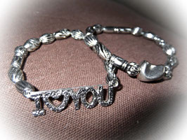 "Armband- Set ""MY LOVE"""