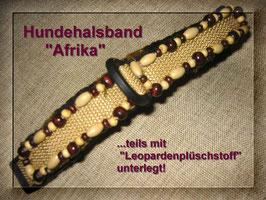 """Hunde - Halsband """"AFRIKA"""""""