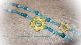 """Mädchenkette """"Blütenzauber"""""""