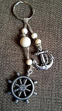 """Schlüssel- /Taschenanhänger """"Meeresliebe"""""""