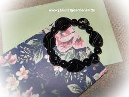 """Armband """"Mystic"""" mit Karte und Umschlag"""
