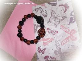 """Armband """"Dreamer"""" mit Karte und Umschlag"""