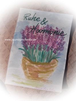 """Bild zum selbsteinrahmen """"Ruhe und Harmonie"""""""