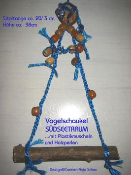 """Vogelschaukel """"SÜDSEETRAUM"""""""