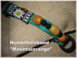 """Hunde - Halsband """"MOUNTAINRANGE"""""""