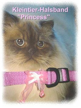 """Halsband """"Princess"""""""