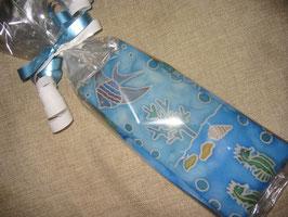 """Seiden - Krawatte """"BLUE SEA"""""""