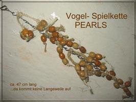 """Vogel - Spielkette """"PEARLS"""""""