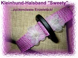 """Halsband """"SWEETY"""""""