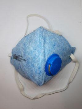 Mundschutz, FFP2, mit Ventil