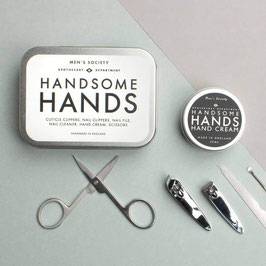 MEN'S SOCIETY | HANDSOME HANDS MANICURE KIT