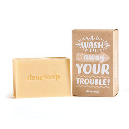 Dearsoap | Quittenseife - Wash away your trouble