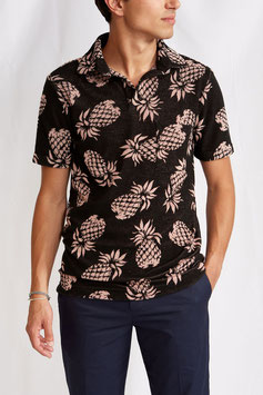A.B.C.L. | BOW POLO 1142 PINK ANANAS