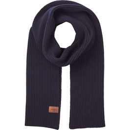 KLITMØLLER COLLECTIVE | HEAVY RIB SCARF NAVY