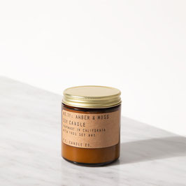P.F. CANDLE CO. | SOY CANDLE | AMBER & MOSS