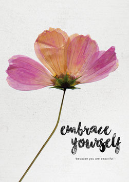 Embrace Yourself | Poster
