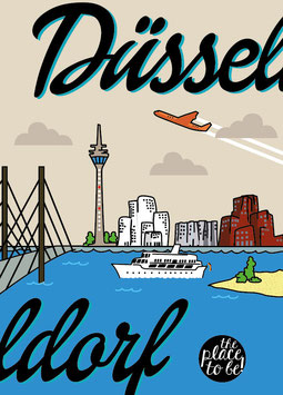 Düsseldorf - The place to be!