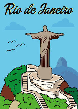 Poster- Rio de Janeiro