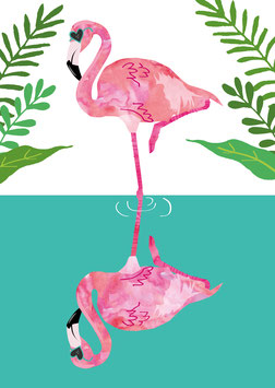 Flamingo | Poster
