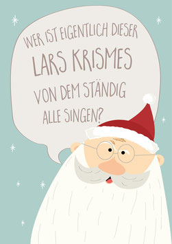 Lars Krismes | Postkarte
