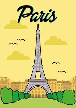 Poster- Paris