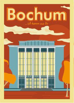 Bochum … ich komm aus dir! | Postkarte