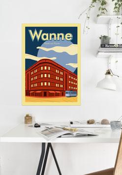 Wanne, Klinker statt Klunker | Poster