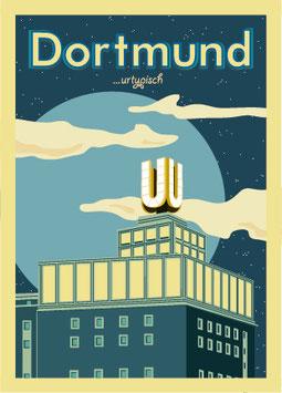 Dortmund … urtypisch! | Postkarte