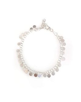 EPUISE - Bracelet argent JULIO