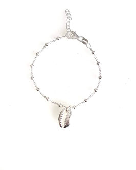 ♥ ARGUIN ♥ Bracelet argent coquillage cauri