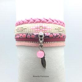 - 30 % Bracelet YUMA rose