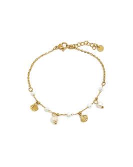 PYLA - Bracelet doré